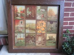 vintage home interiors vintage home interiors b mitchell wood frame window pane fall