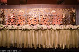 wedding backdrop australia v238 our muse fashion inspired wedding in melbourne australia