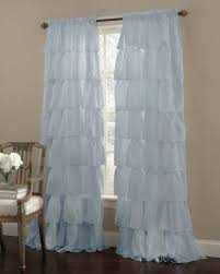 Smocked Burlap Curtains Shabby Chic Curtains Ebay