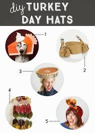 not so sahm diy silly thanksgiving hats