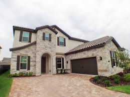 enclave at windermere landing by meritage homes hawthorne model