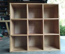 Bookcase 12 Inches Wide Bookcase Storage Cubby Unit 10 Steps With Pictures