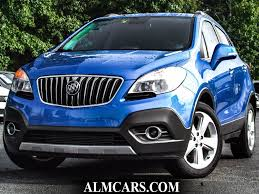 buick encore silver 2015 used buick encore fwd 4dr convenience at alm gwinnett serving