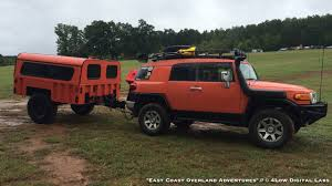 diy offroad camper east coast overland adventures choosing a overland camping trailer