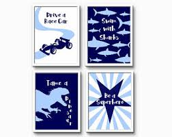 Prints For Kids Rooms by Boys Bedroom Art Etsy