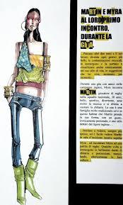 le si e d al ia maurizio andreuccetti fashion illustrator stylist fashion designer
