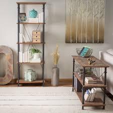 weston home factory bookcase hayneedle
