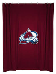 Sports Bathroom Accessories by Nhl Chicago Blackhawks Shower Curtain Bathroom Accessories