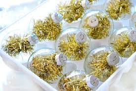 five minute crafts west elm inspired tinsel ornaments at the