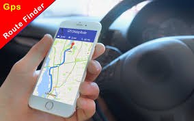 Map A Driving Route by Gps Route Guide Earth Map Android Apps On Google Play