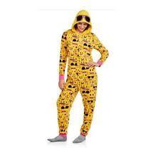 womens onesie pajamas ebay