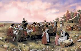 happy thanksgiving pilgrims thanksgiving come ye thankful