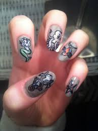 51 best easy yet fab nail design images on pinterest make up