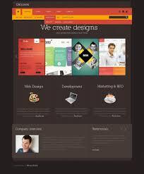 template for website development 100 images real estate