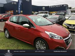 peugeot new car prices peugeot 208 allure 2017 used peugeot new zealand