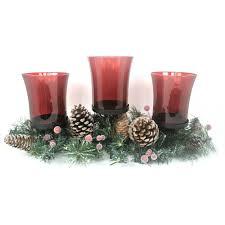 better homes and gardens christmas decorations better homes and gardens hurricane 3 candle holder walmart com