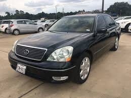 vsc light in lexus ls430 2001 used lexus ls 430 4dr sedan at car guys serving houston tx