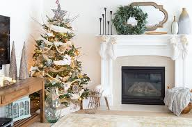Christmas Decoration For A Fireplace by 30 Great Ideas For Fireplace Christmas Decorations