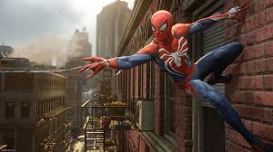 insomniac u0027s new ps4 exclusive spider man game revealed first