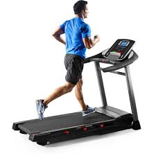 proform performance 800i running treadmill with commercial plus