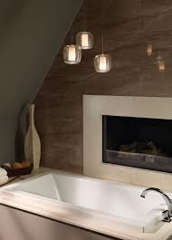 Pendant Lighting In Bathroom 97 Best Bathroom Lighting Ideas Images On Pinterest Bathroom