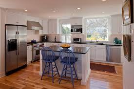 Beach Style Kitchen Design by Furniture Corner Shelf In Gorgeous Beach Style Kitchen Design
