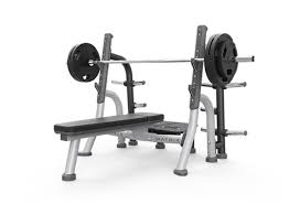 Machine Bench Press Vs Bench Press Breaker Olympic Flat Bench Free Weights Matrix Fitness