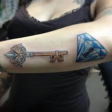 85 best lock and key tattoos designs u0026 meanings 2018