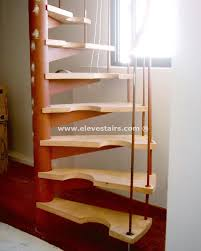 half spiral stairs space saving stairs hillocks garrets attic