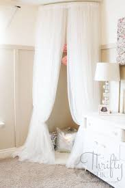 best 25 tulle curtains ideas on pinterest bed valance ivory