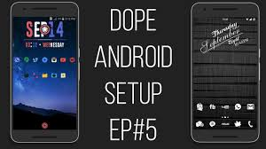 customize home customize android home screen and make it unique 2016 ep 5 youtube