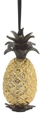 michael aram pineapple ornament bloomingdale s holidays