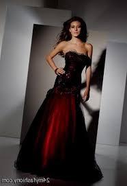 All Black Prom Dress Red And Black Prom Dress Naf Dresses