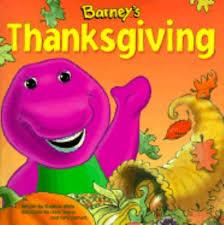 barney s thanksgiving barney wiki fandom powered by wikia