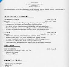 Cosmetology Skills And Abilities For Resume Download Sample Cosmetologist Resume Haadyaooverbayresort Com