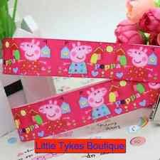 peppa pig ribbon peppa pig ribbon ebay