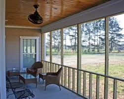 House Plans With Screened Porches Arts U0026 Crafts House Plan Screened Porch Photo 01 Plan 111d 0018