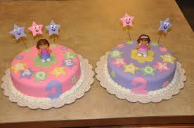 cake creations by christina dora the explorer birthday cakes