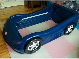 Little Tikes Race Car Bed Little Tikes Race Car Bed West Shore Langford Colwood Metchosin