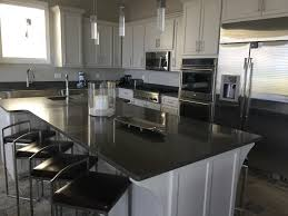 gray kitchen cabinets with black stainless steel appliances why are black stainless steel appliances so popular a