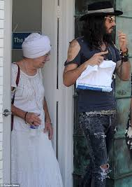 russell brand u0027s kundalini raising eyebrows new chakra tattoos