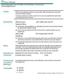 What Should Be The Title Of Resume Title For Resume Example