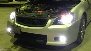nissan altima 2016 body kit 2005 nissan altima se r bumper headlight and bulb removal youtube