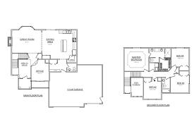 happe homes ryder custom built floor plan