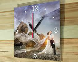 wedding clocks gifts wedding clocks etsy