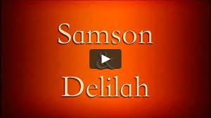 samson and delilah on vimeo
