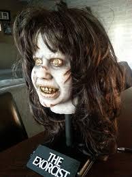 Exorcist Halloween Costume Regan Bust Artist Ebay Captainhowdy