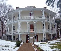 Building A House In Ct Octagon House Danbury Connecticut Wikipedia
