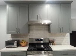 Grey Shaker Kitchen Cabinets Shaker Style Kitchen Cabinets Shake Up Some Gray Pinterest