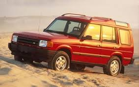 older land rover discovery 1996 land rover discovery information and photos zombiedrive